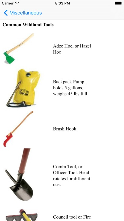 Wildland Toolkit