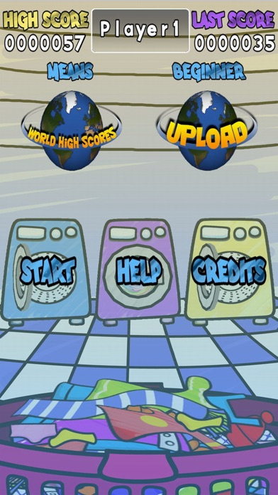 Wash Machine screenshot one
