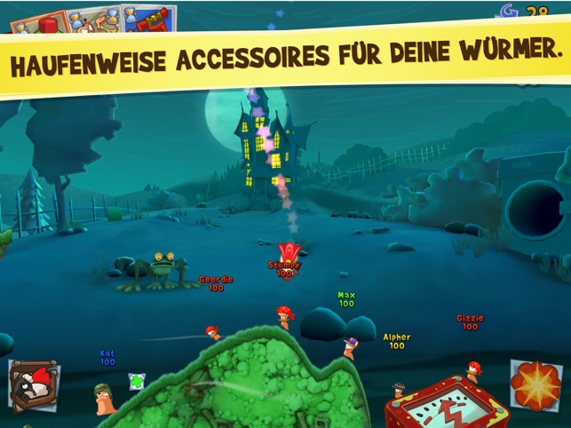 ?Worms3 Screenshot