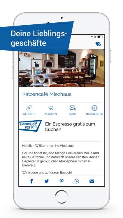 Bielefeld-App by Mario Franke