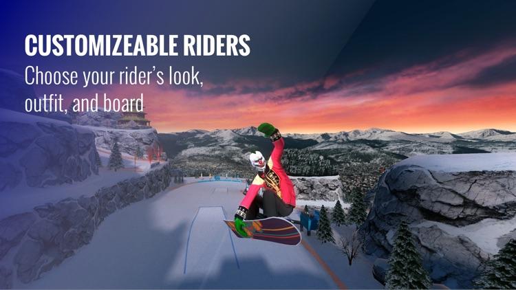 Snowboard Party World Tour Pro screenshot-4