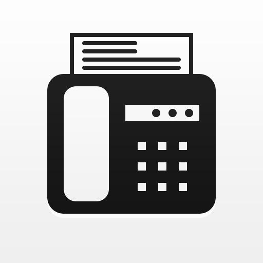 ファックス Fax: 携帯電話からファックスを送信