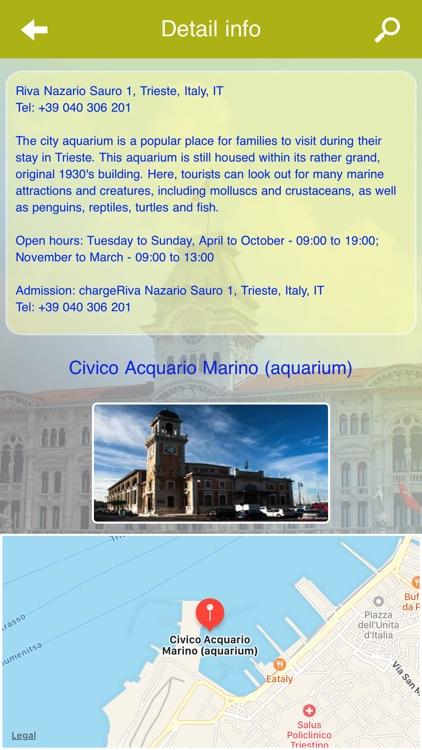 Trieste City Guide screenshot-3