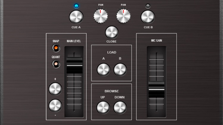 Midi DJ remote screenshot-3