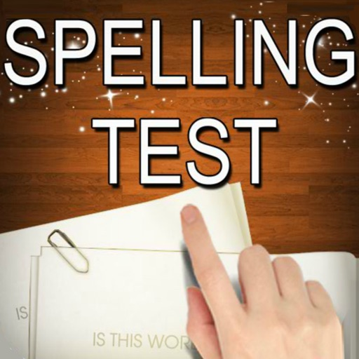 Spelling Test - Learn To Spell