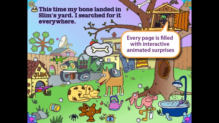 Ruff's Bone screenshot-3