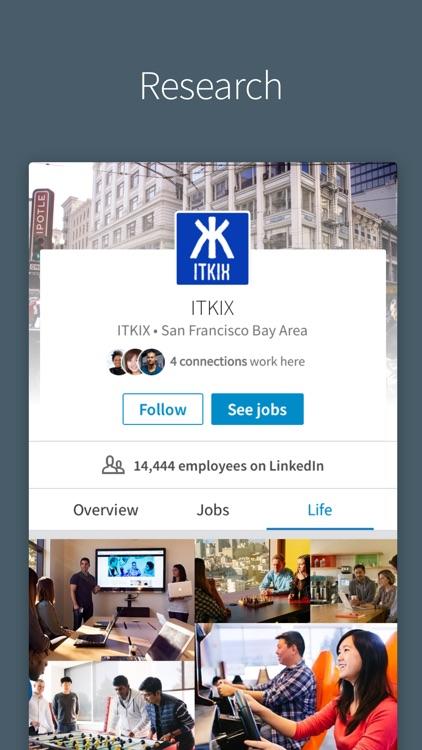 LinkedIn screenshot-3