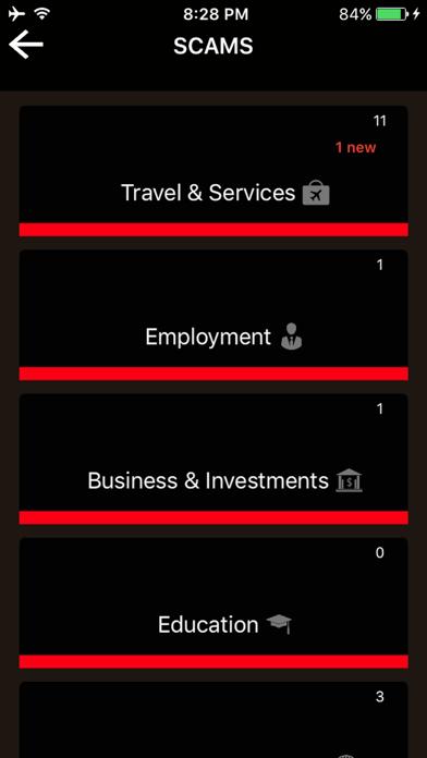 ScamPlus screenshot 2