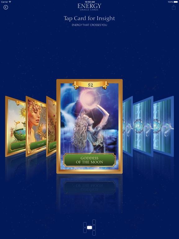 Energy Oracle Cards screenshot 9