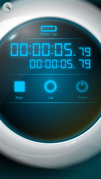ストップウォッチ [Best Stopwatch] ScreenShot0