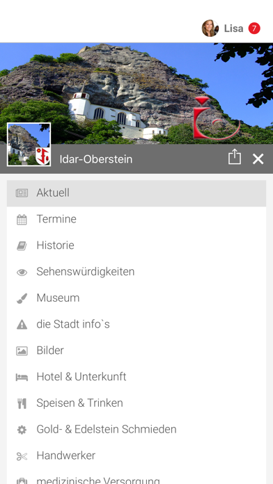 Idar-Oberstein App screenshot 2