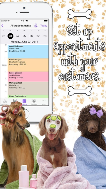 Dog Care Grooming Appointment Manager