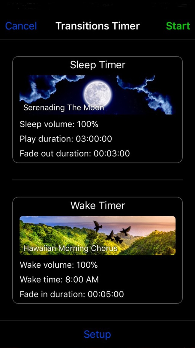Naturespace: Relax Sleep Dream Screenshot