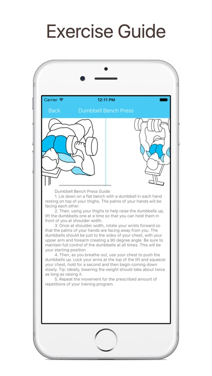 iJock - Gym Workout Routines screenshot-3