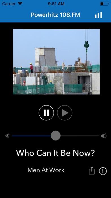 Powerhitz 108.FM screenshot two