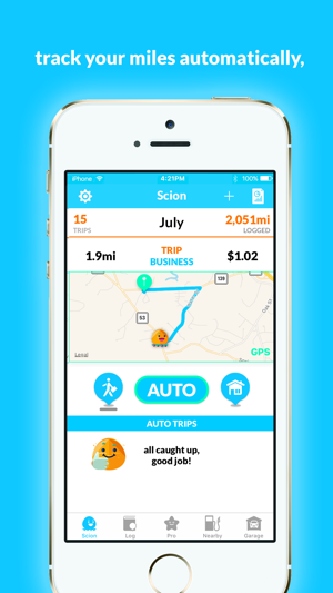 milemate mileage tracker on the app store