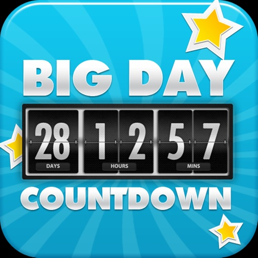 Big Day Countdown*