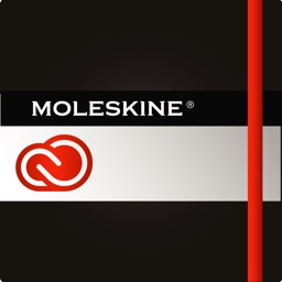 Moleskine, for Creative Cloud