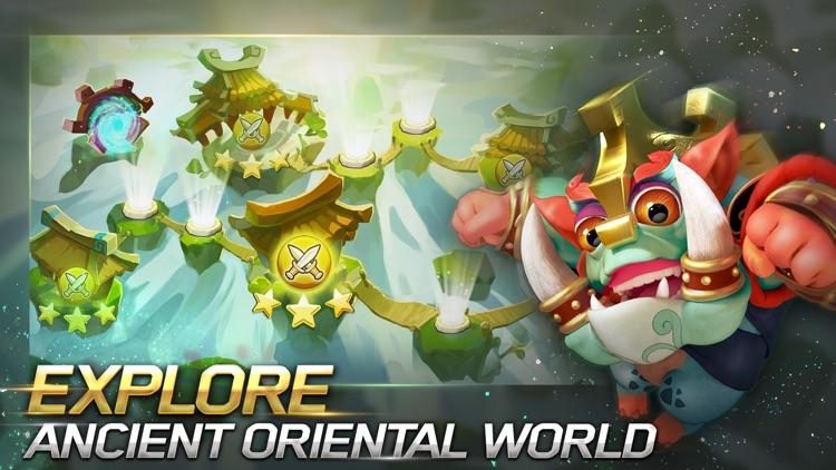 Clash of Dragon: Pocket Battle