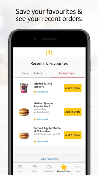 Download mymacca's Ordering & Offers for Pc