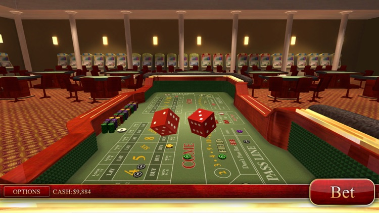 Craps Master 3D screenshot-0