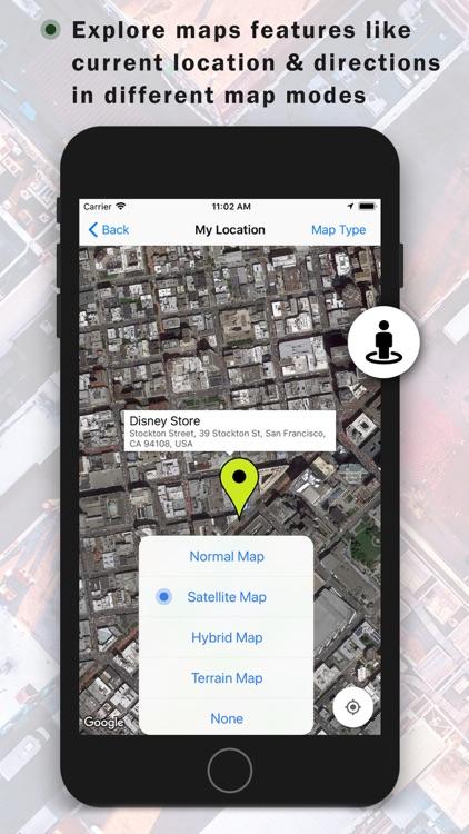 GPS Navigation & Live Traffic screenshot-4