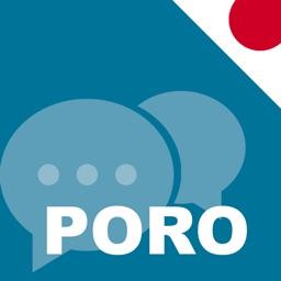 Poro - Japanese Communication