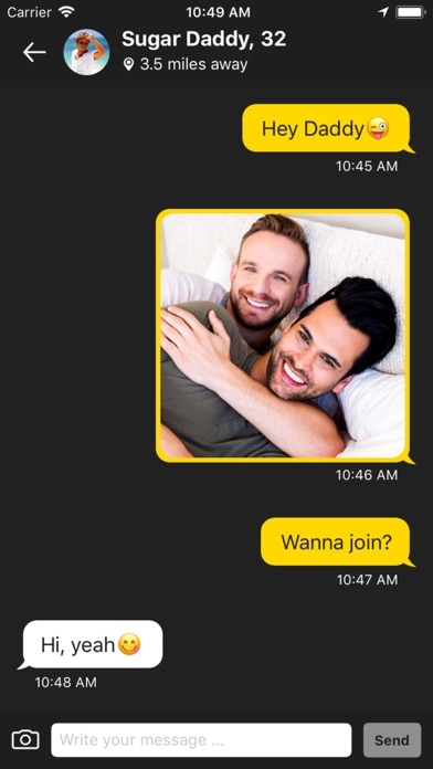 Gay dates, chat, & connections
