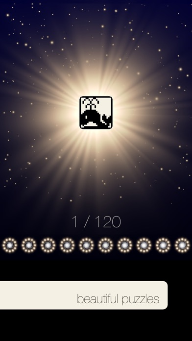 Picross galaxy 2 - nonogram screenshot
