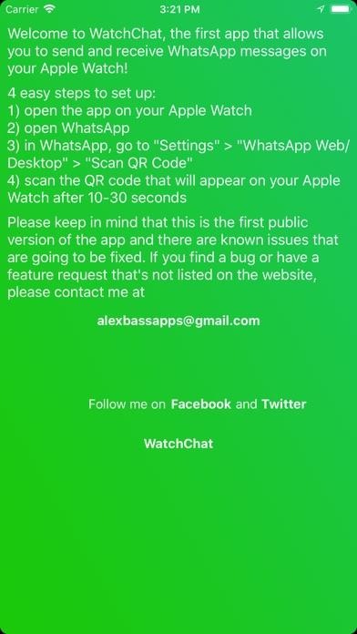 WatchChat 2: for WhatsApp screenshot 2