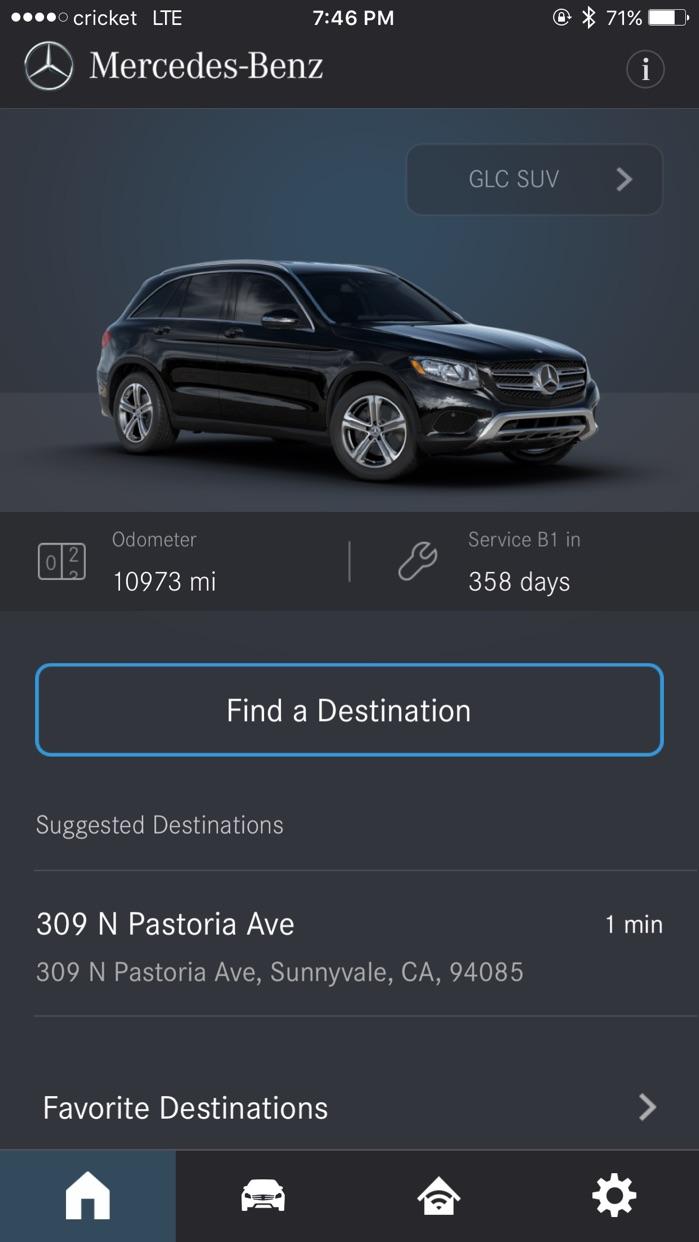 Mercedes-Benz Companion Screenshot