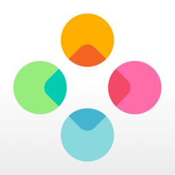 Ícone do app Fleksy- GIF, Web & Yelp Search