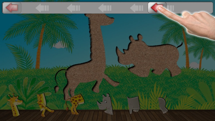 Animal Puzzle »For Toddlers« screenshot-4