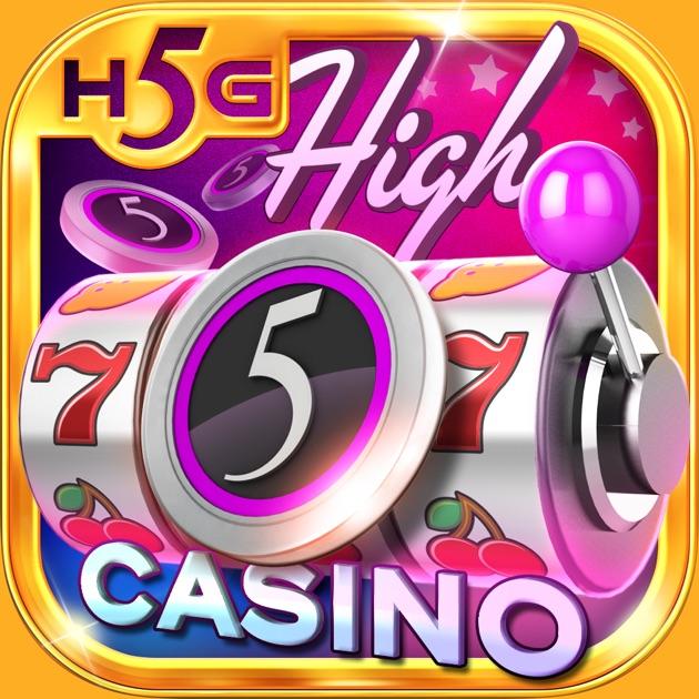 high 5 casino - vegas slots itunes
