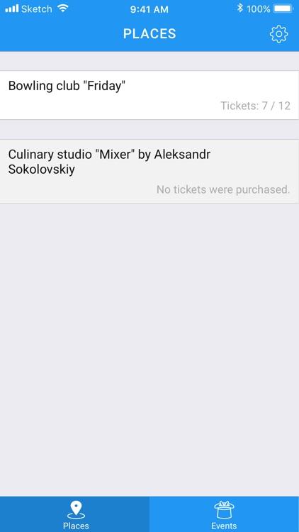 KV Tickets