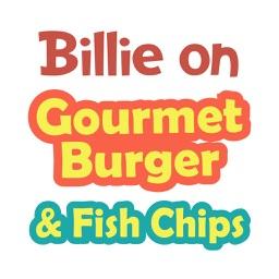 Billie on Burger & Fish Chips