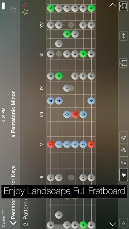 Star Scales Lite For Guitar screenshot-3
