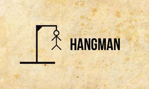 Hangman - A Vocabulary Game icon