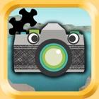 Puzzle-Bauer für Kinder: Erstellen Puzzles - Gold icon