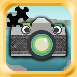 Puzzle Maker for Kids: Picture Jigsaw Puzzles Gold