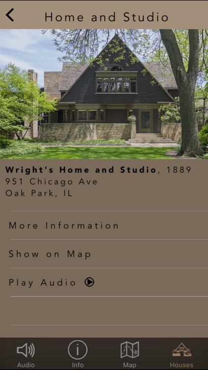Frank Lloyd Wright Tour