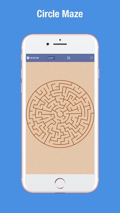 Classic Maze Game - 10000+ LVL