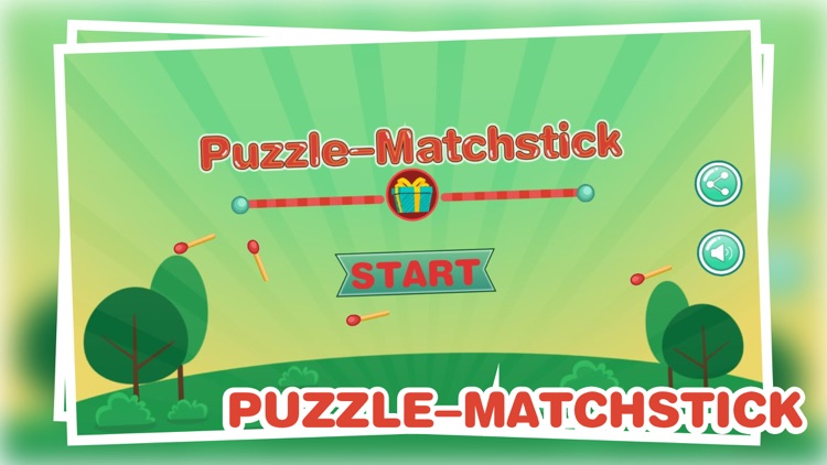 Puzzle-Matchstick