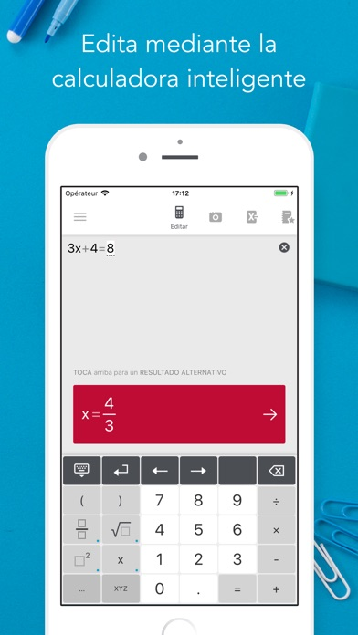 Download PhotoMath for Android - Free - 5.0.5   696x392