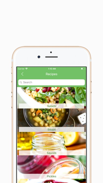 Screenshot for Sarina's Sephardic Cuisine in Saudi Arabia App Store