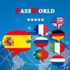 PassWorld – La guía de conversaciones para sus viajes en 8 idiomas