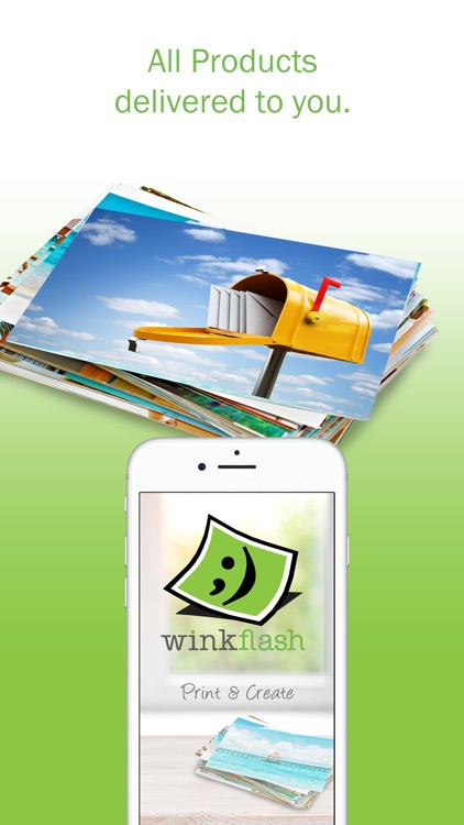 Winkflash: Photo Printing screenshot-4