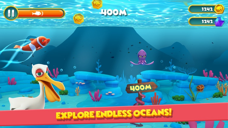 Dolphy Dash screenshot-3