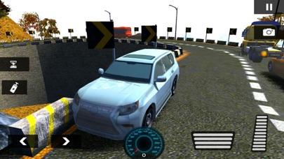 Offroad jeep hill driving sim screenshot four