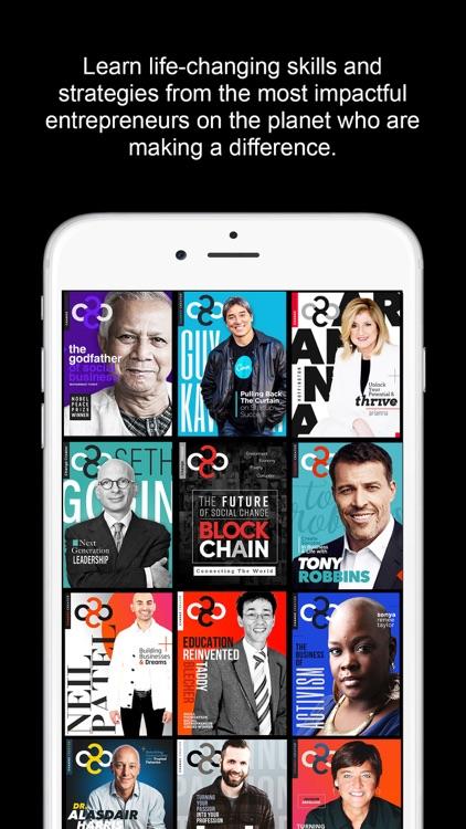 Change Creator Magazine